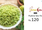 Pudina sev from rs.120