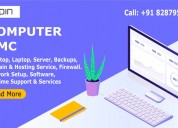 Computer amc services starting from rs. 750