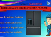Whirlpool refrigerator service center near me