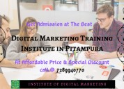 Digital marketing training institute in pitampura