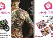 Stickers & tattoos