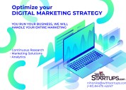 Complete digital marketing strategy | withstartups