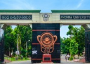 Andhra university results in 2019.