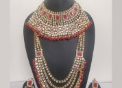 1.	book your jewellery set for wedding| from brida