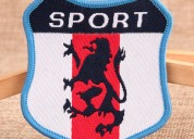 Sport make custom patches