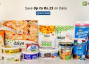 Nature'sbasket coupons, deals & offers: flat 15% o
