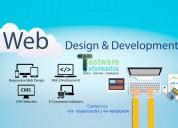 Getting a web design & development