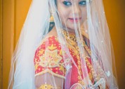 Jukrith best professional bridal makeup artist in
