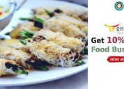 Giskaa coupons, deals & offers: get 10% off food