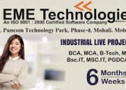 Best industrial training in mohali