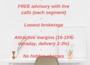 Demat account service