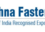 Iso certified fasteners