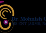 Best ent & cochlear implant surgeon in jaipur