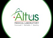 Altuslab medical laboratories & diagnostic centre