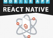 Magento mobile app development services