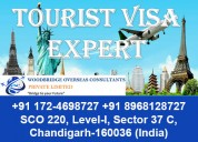 Tourist visa consultant in chandigarh
