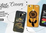 Buy funky & stylish mobile covers & cases online