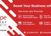 Webdesign company in bareilly- dezignapetechnology