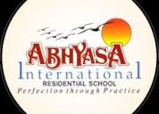 Second best residential school in andhra pradesh