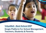 School management software   school erp   vidyawel