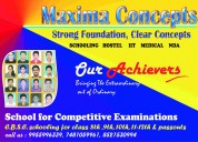 Maxima concepts – strong foundation, clear concept