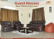 Best guest house services in hyderabad