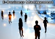 Distance mba in e business management
