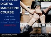 Digital marketing training institute in rohini