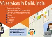 Interactive Voice Services in Kalkaji, Delhi