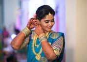 Celebrity makeup artist in hyderabad