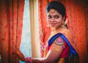 Celebrity makeup artist in chennai