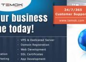 Best quality web designing & dedicated servers