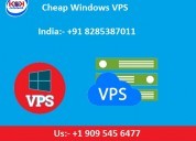 Cheap windows vps service provider in india