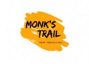 Travel agency in kolkata - monks trail pvt ltd