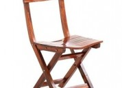 Buy space saving chairs online in india