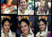 Bridal make-up parlour in sonarpur