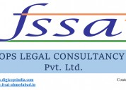Get fssai license in ahmedabad