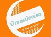 Apply for omanievisa