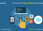 React native mobile app development