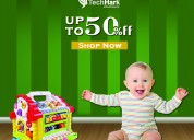 Techhark learning house | educational toy