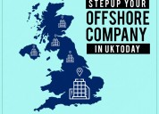 Setup an offshore company for non residents in uk
