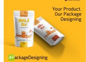 Packaging design increases the visual appeal your