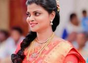 Bridal makeup artist in tiruvallur