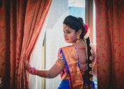 Bridal makeup artist in dindigul