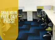 Bringing you the best coworking spaces in noida @i
