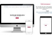 Progressive web design and development