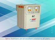 Servo stabilizer manufacturers in hyderabad