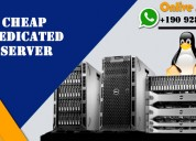 Cheap dedicated server - onlive server