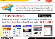 Inindia-instant approval business listing site