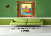 Buy gold plated home decor to deck up your home